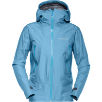 Buy Falketind Gore-Tex Jacket W Blue Moon
