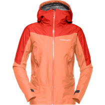 Buy Falketind Gore-Tex Jacket W Melon