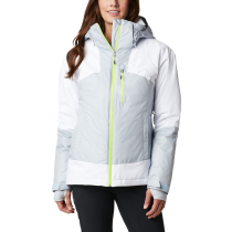 Achat Fall Zone Insulated Jacket W Cirrus Grey White