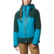 Acquisto Fall Zone Insulated Jacket W Fjord Blue Spruce