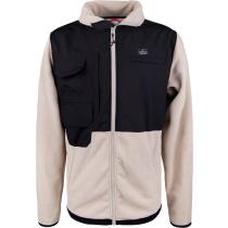 Buy Fasi Ueli Fleece jacket Snowwhite