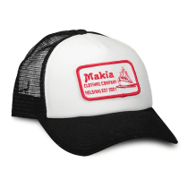 Achat Fast Trucker Cap Black-White