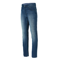 Buy Fasten Pant Navy Denim
