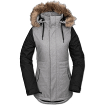 Achat Fawn Ins Jacket Heather Grey