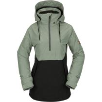 Buy Fern Ins Gore Pullover Dusty Green