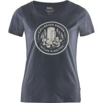 Acquisto Fikapaus T-shirt W Navy