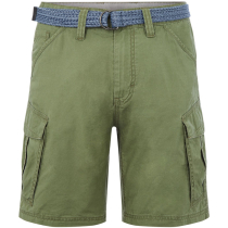 Buy Filbert Cargo Shorts Green