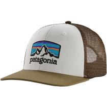 Buy Fitz Roy Horizons Trucker Hat White w/Sage Khaki