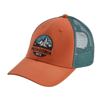 Compra Fitz Roy Scope LoPro Trucker Hat Sunset Orange