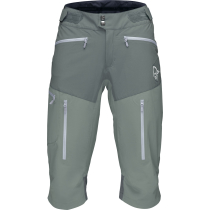 Buy Fjørå Flex1 Shorts W's Castor Grey/Castor Grey
