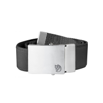 Buy Canvas Money Belt Dark Grey