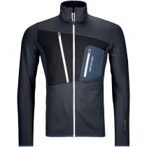 Achat Fleece Grid Jacket M Black Steel