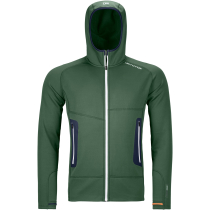 Buy Fleece Light Hoody M Green Forest