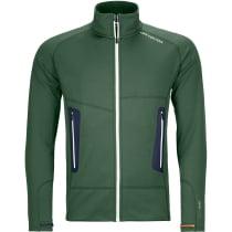 Achat Fleece Light Jacket M Green Forest