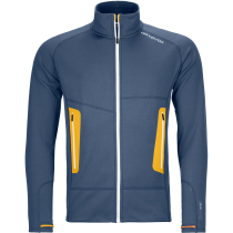 Buy Fleece Light Jacket M Night Blue Blend