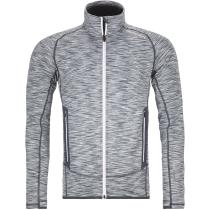 Buy Fleece Space Dyed Jacket M Grey Blend