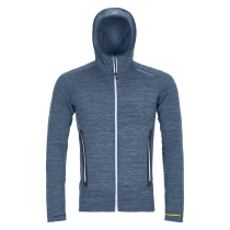 Kauf Fleece Light Melange Hoody M Night Blue Blend