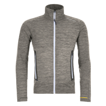Achat Fleece Light Melange Jacket M Grey Blend