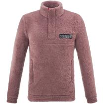 Buy Fleece Po M Rose Brown