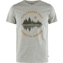 Buy Forest Mirror T-shirt M Grey