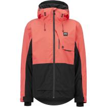 Achat Fresya Jacket Hot Coral/Black