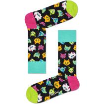 Kauf Funny Cat Sock Noir