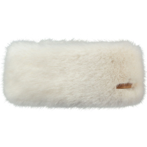 Achat Fur Headband White
