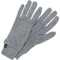 Buy Gants Active Warm Eco Odlo Steel Grey Melange
