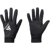 Buy Gants Stretchfleece Liner Warm Black
