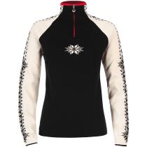 Buy Geilo W Sweater Navy / Off White / Raspberry