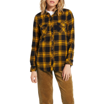Achat Getting Rad Plaid LS Golden Haze