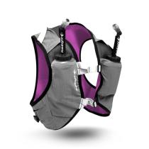 Achat Gilet Responsiv 8L Lady + 2 SoftFlask 600ml Framboise/Grey