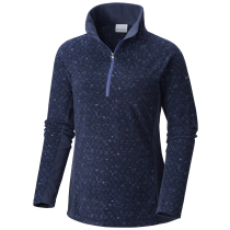 Buy Glacial IV Print 1/2 Zip W Nocturnal Tweed