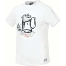 Buy Glass Tee M White