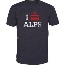 Acquisto Gondel Liebi T-Shirt Navy Melange