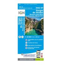 Achat Gorges du Verdon- Moustier 3442OT
