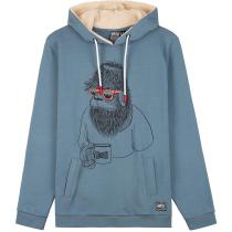 Achat Gorille Plush Hood Mirage Blue