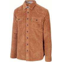 Buy Graftons Shirt M Corduroy Brown