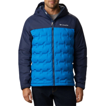 Kauf Grand Trek Down Jacket M Bright Indigo/Collegiate Navy