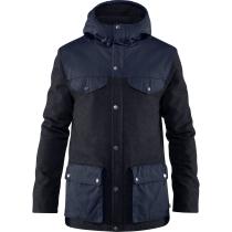 Compra Greenland Re-Wool Jacket M Night Sky