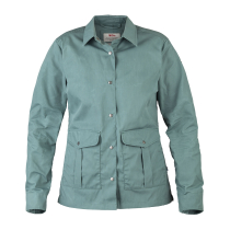 Compra Greenland Shirt Jacket W Frost Green