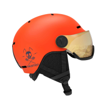 Buy Grom Visor Flame/T.Orange Univ