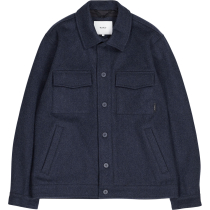 Buy Hacienda Jacket Navy Melange