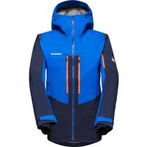 Buy Haldigrat HS Hooded Jacket Men Marine Ice