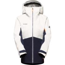 Compra Haldigrat HS Hooded Jacket Women Marine White