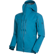 Buy Haldigrat HS Hooded Jacket Men Sapphire