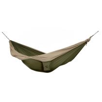 Buy King Size Hammock Army Green/Brown