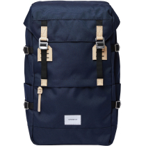 Achat Harald Navy with Natural Leather