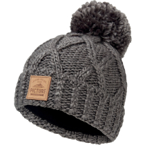 Kauf Haven Beanie Grey Melange