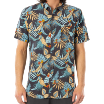 Buy Hawaiian S/S Shirt Navy
